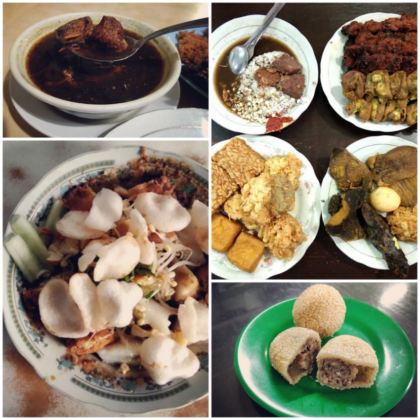 Menu kuliner legendaris di Malang