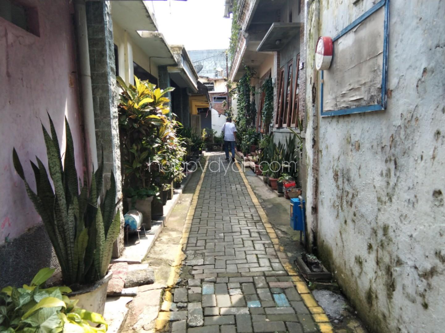 Lingkungan Kampoeng Heritage Kajoetangan Kayutangan