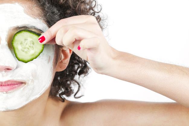 perawatan wajah mingguan