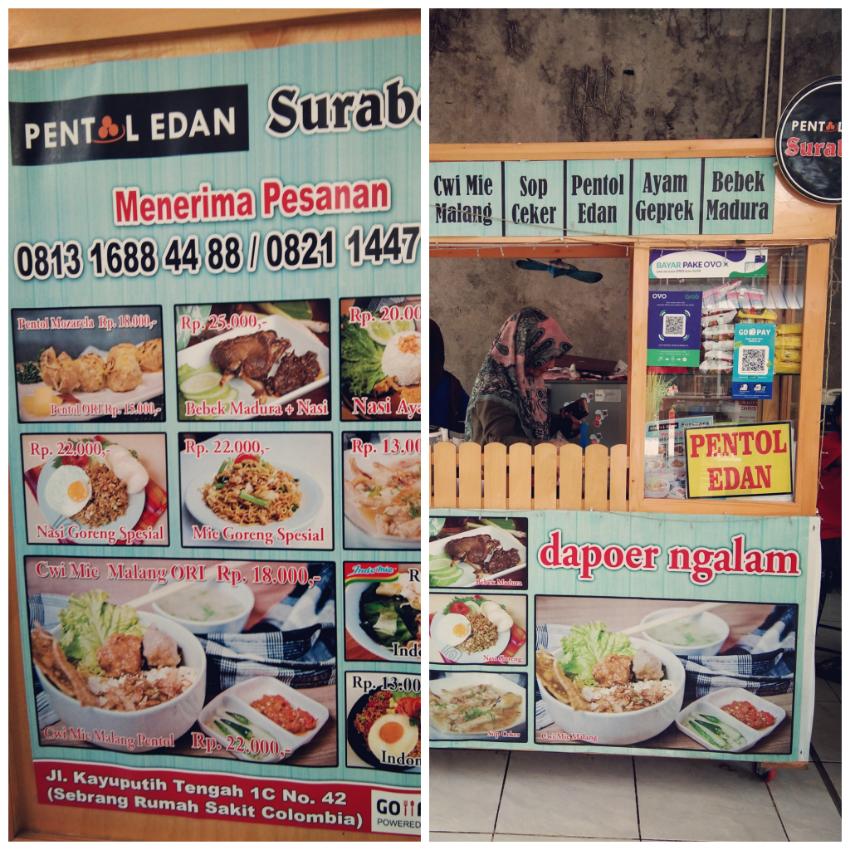 Lima Alasan Ke Taman Kayu Putih Street Food Jakarta