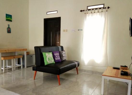 sewa rumah mingguan di Malang