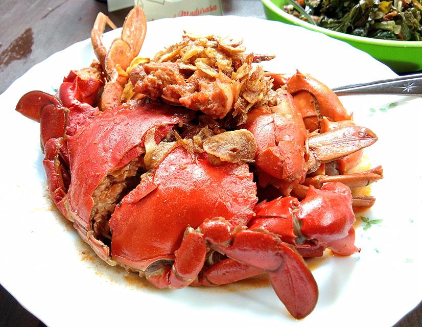 kuliner di bangkalan madura