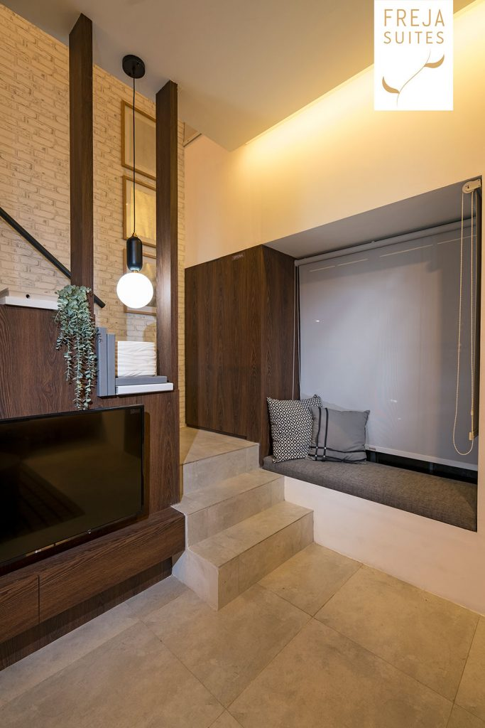 freja suite trully urban house