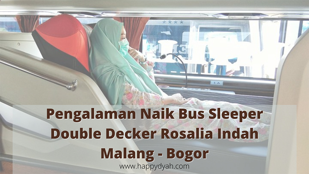 Double decker rosalia indah