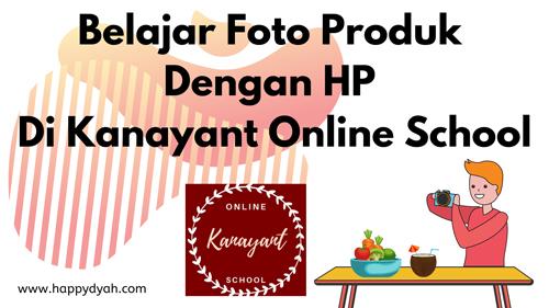 belajar foto produk dengan hp