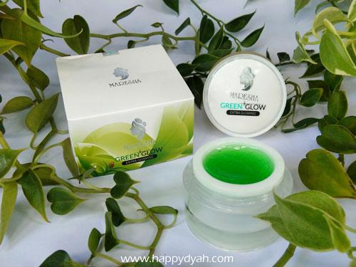 green glow by maresha