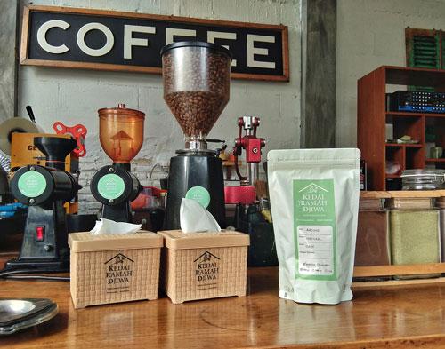 kopi kedai ramah djiwa